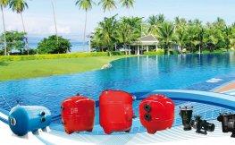 Hệ thống thiết bị & Phụ kiện hồ bơi