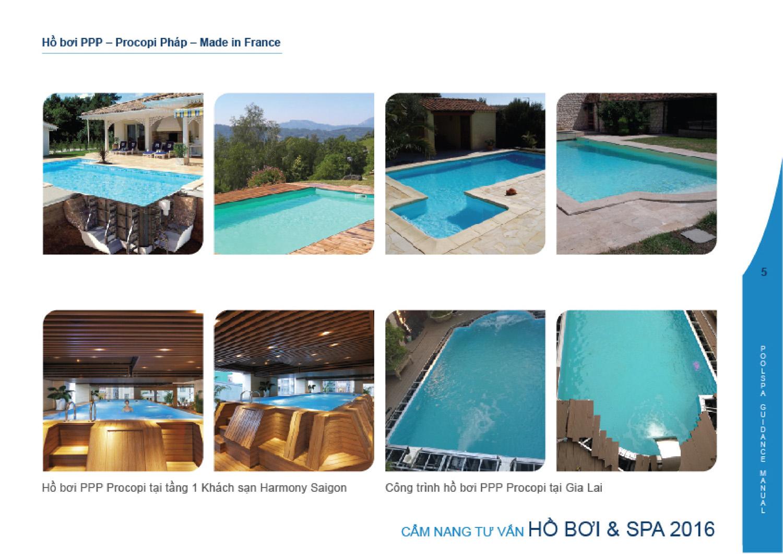 Procopi Pool And Spa Equipment