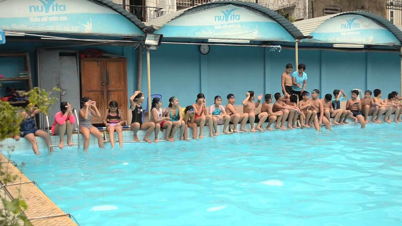Tiêu chuẩn thiết kế kế xây dựng bể bơi tại trường cấp 1